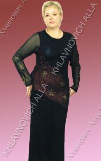 ........Платье женское......... Модель 98-В