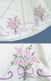..... Вышивка на ткани..... Модель 157-В