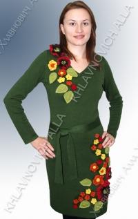 ..... Платье женское..... Модель 623