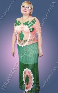 ..... Платье женское..... Модель 590