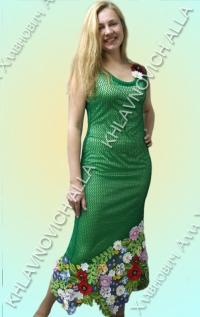""".....Платье """"Аленка""""..... Модель 791"""