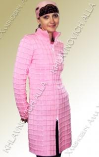 """...Пальто """"Розовое""""... Модель 92"""