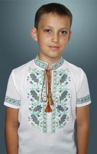 """Рубашка-вышиванка """"Дубок"""" Модель 133-В"""