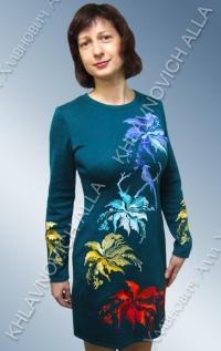"""Платье """"Райский сад"""" Модель №110-В"""
