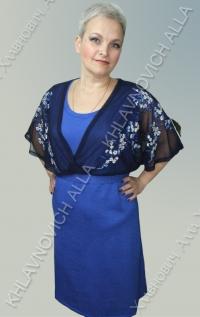Платье «Майский вечер» Модель 161-В