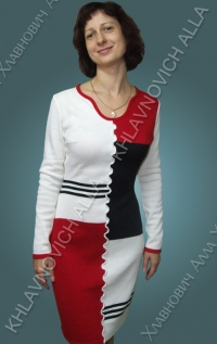 ……Платье женское …… Модель 715