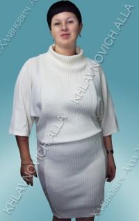 """Платье """"Белый танец"""" Модель 714"""