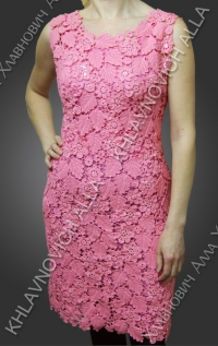 """Платье """"Цветок миндаля"""" Модель 688"""
