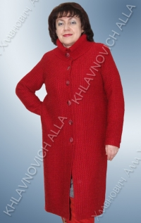 .....Пальто теплое..... Модель 648