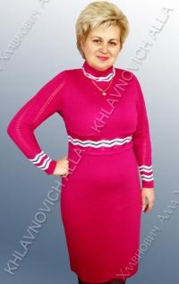 """Платье """"Малиновый звон"""" Модель 646"""