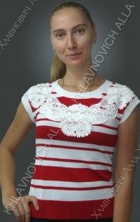 """Блуза """"Свой стиль"""" Модель 754"""