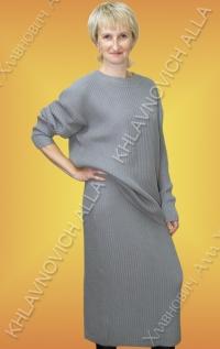 Дымчатый костюм. Модель 773
