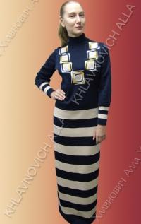 """Платье Ожерелье """"Клеопатры"""" Модель 783"""
