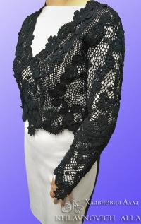 Блуза «Вечерняя серенада» Модель 811